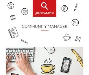 community manager df