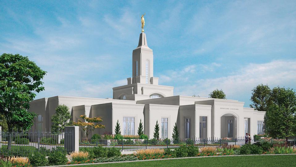 La Iglesia de Jesucristo de los Santos de los Últimos Días