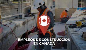 Trabajos de construcción en Canadá