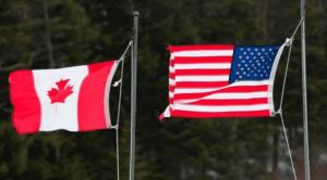 canada y estados unidos